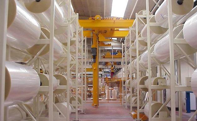 Automazione e gestione magazzini