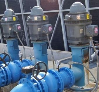Automazione di impianti di sollevamento acque
